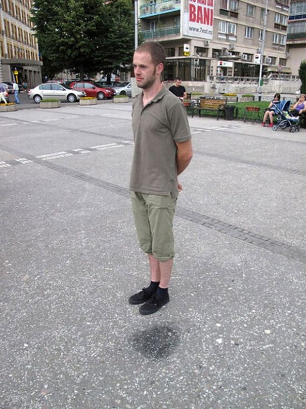 Funny Optical Illusions Males