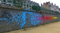 New Origami Street Art by Mademoiselle Maurice   Bored Panda