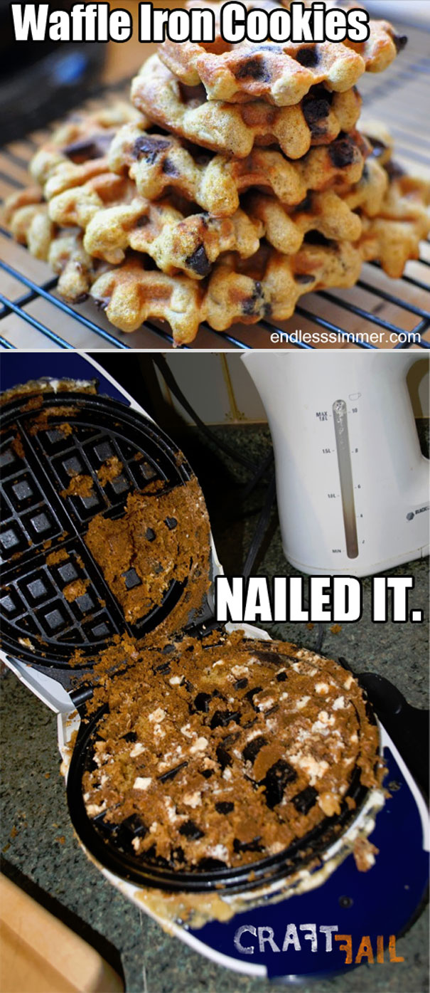 Nailed It Funny : nailed, funny, Hilarious, Pinterest, Fails, Bored, Panda