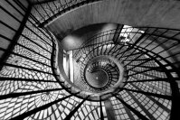 20 Mesmerizing Examples of Spiral Staircase Photography ...