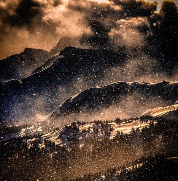 Breathtaking Winter Landscape