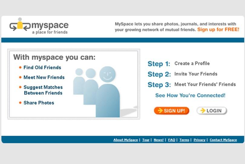 worlds biggest sites at launch wayback machine 8 - Como era a página principal dos grandes sites em seu início?
