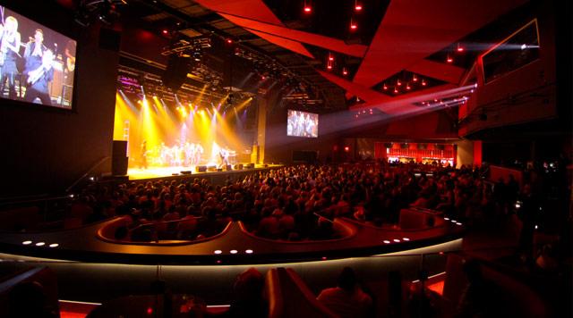 Entertainment Venues in North Las Vegas  Aliante Casino  Hotel  Spa