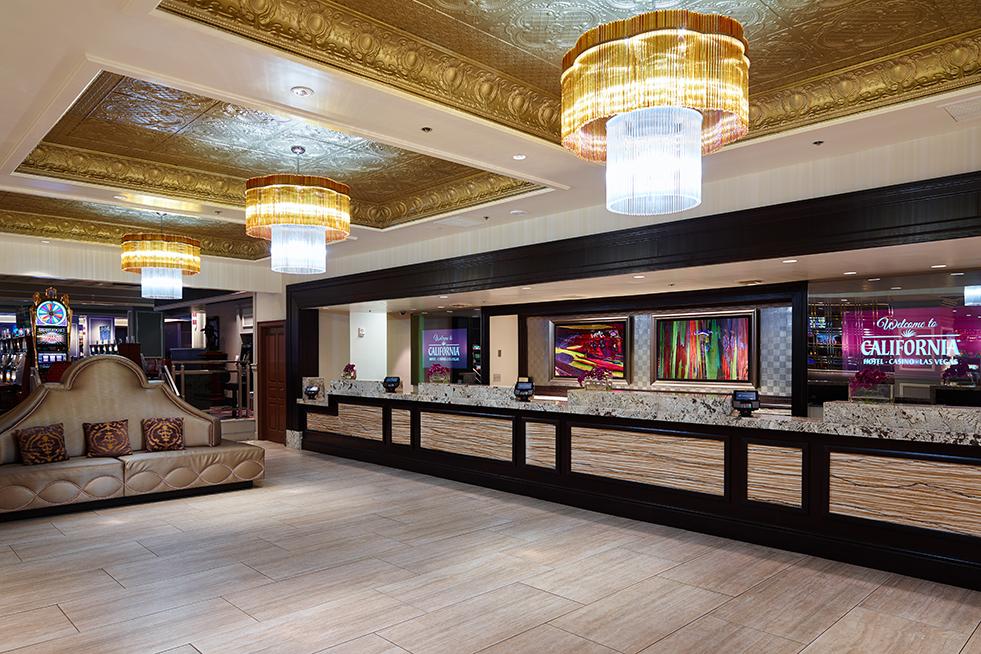Hotel Rooms  Suites in Downtown Las Vegas  California Hotel