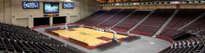 Orleans Arena Seating Chart Section 104