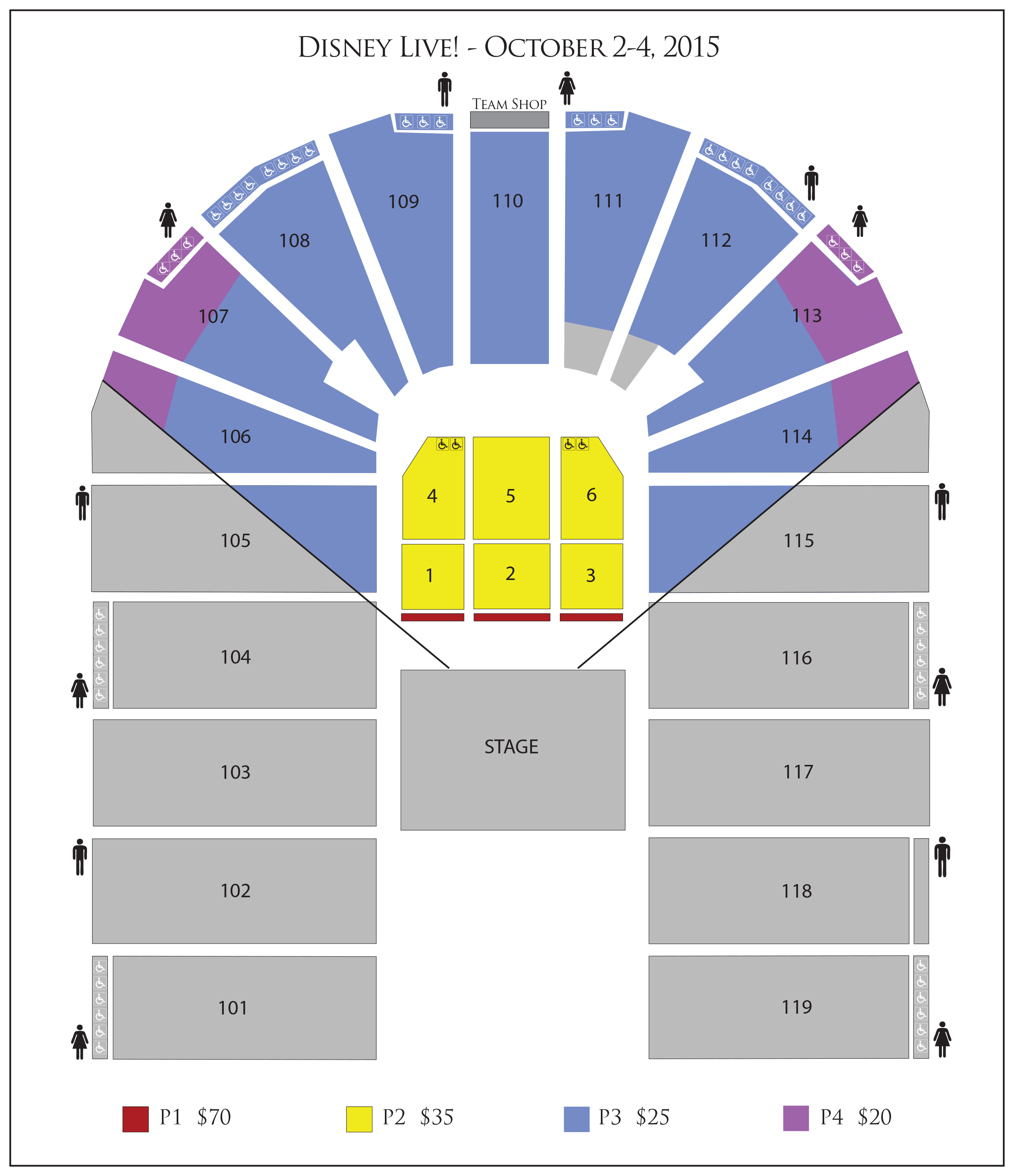 arena stage diagram opel corsa b coil pack wiring seating chart