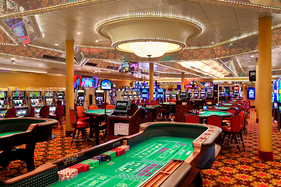 Find Your Favorite Casino Table Games  ParADice Casino