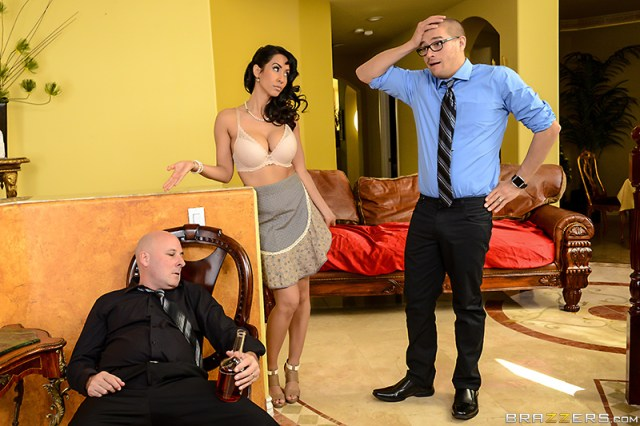Isis Love - Brazzers - Real Wife Stories - The Marriage Counselor