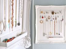 30 Clever Ways to Keep Your Jewelry Organized | Brit + Co