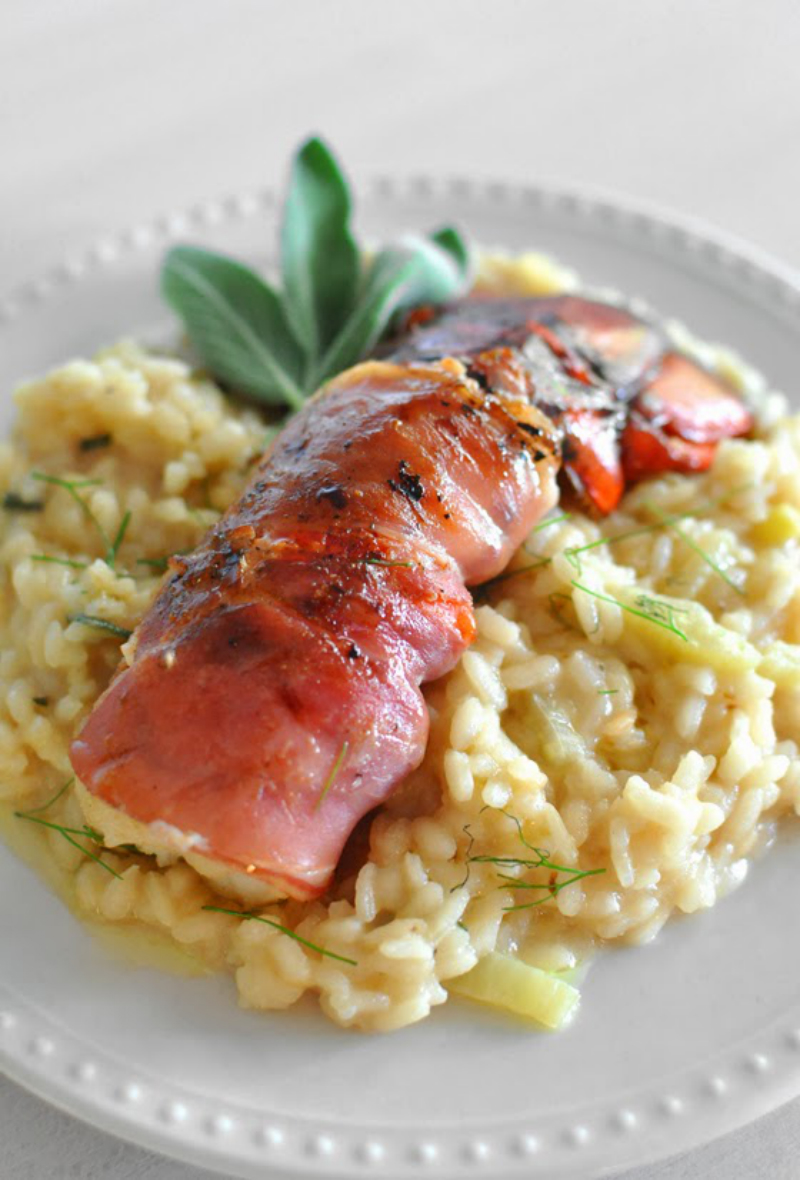 How To Make Lobster Risotto Recipe Dishmaps