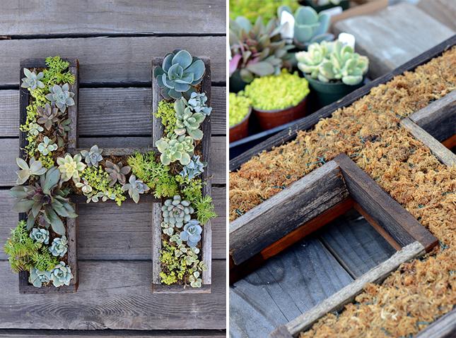 decorazioni giardino fai da te