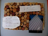 Five Creative Ways To Reuse Wine & Champagne Corks | Brit + Co