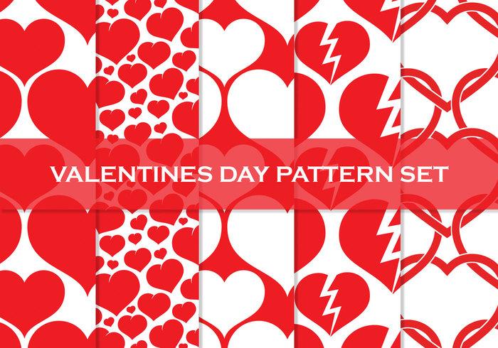 Valentines Day Free Heart High Resolution Patterns