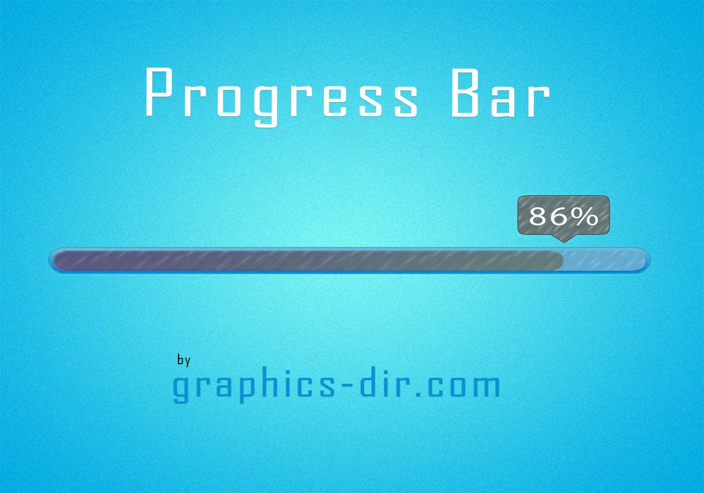 PSD Progress Bar Free Photoshop PSDs At Brusheezy