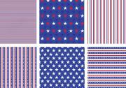 usa stars and stripes pattern pack