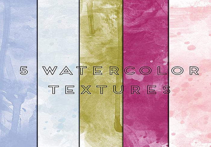 High Res Aquarell Textur Hintergrnde  Kostenlose