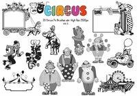 vol.3 20 Circo Sal Cepillos