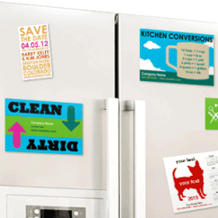 Kitchen Magnets Corner Shelves Custom Fridge Personalized Buildasign