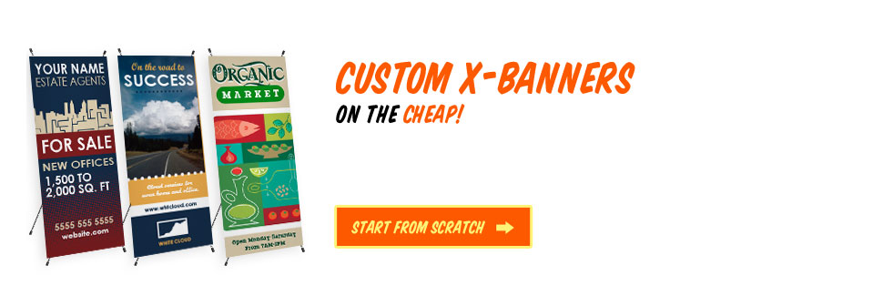 x banners x banner