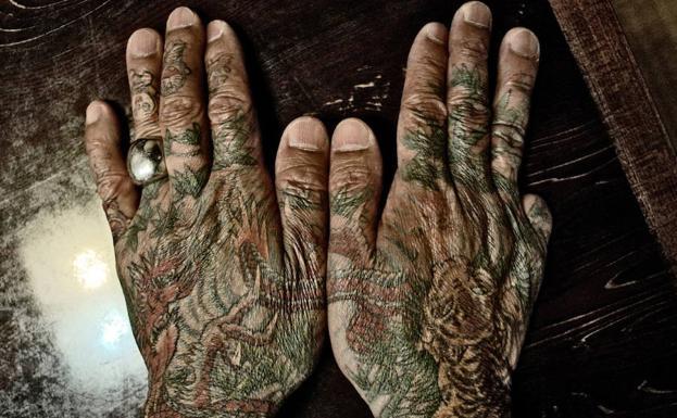 Por Qué Llevan Tatuajes Los Yakuza Burgosconecta