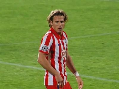 Diego Forlan - Uruguay - Forward