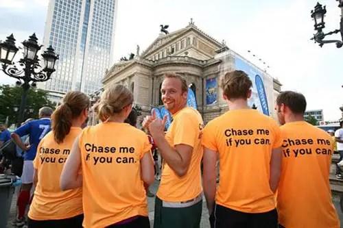 JPMorgan Chase participants.