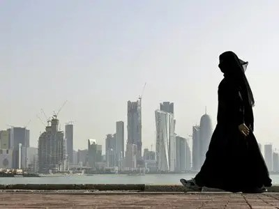 #1 is Qatar with a GDP per capita of $91,379