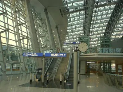 #3 Incheon International Airport