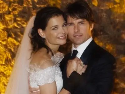 #11 Tom Cruise and Katie Holmes