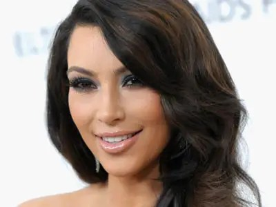 10. Kim Kardashian