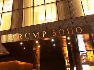 This Spring Trump Soho A Luxury Hotel Apartment Complex In Downtown Manhattan Will Off Its Common Areas And Any Condos That Have Not Yet Been
