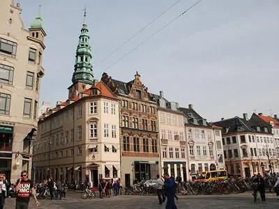 And in at #1...Copenhagen, Denmark