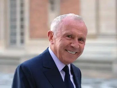 Francois Pinault was a high school dropout who now leads luxury goods group PPR