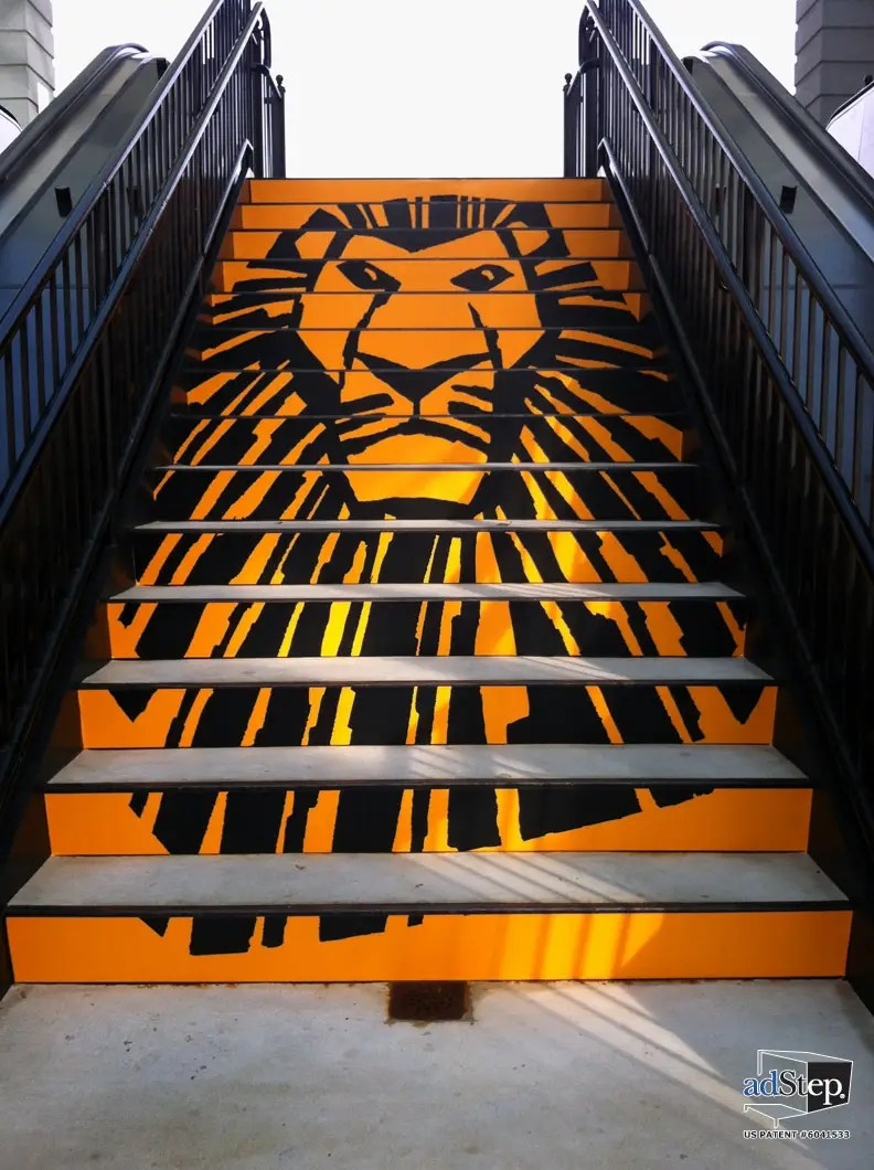 Lion King At Hunter Valley Mall in Maryland.