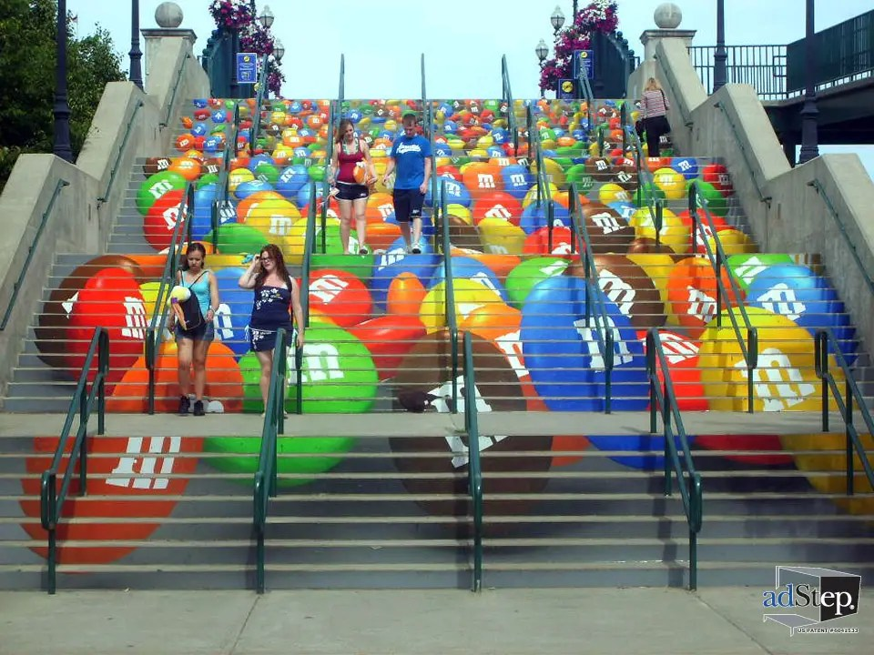 M&Ms: Six Flags in New England.