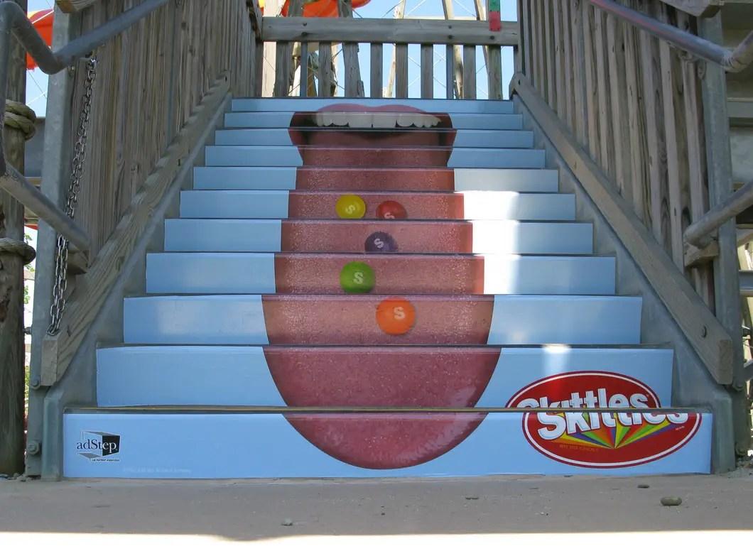 Skittles: Six Flags In Washington, D.C.