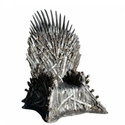 game of throne chair large bean bag chairs thrones iron is on sale for 30 000 business insider