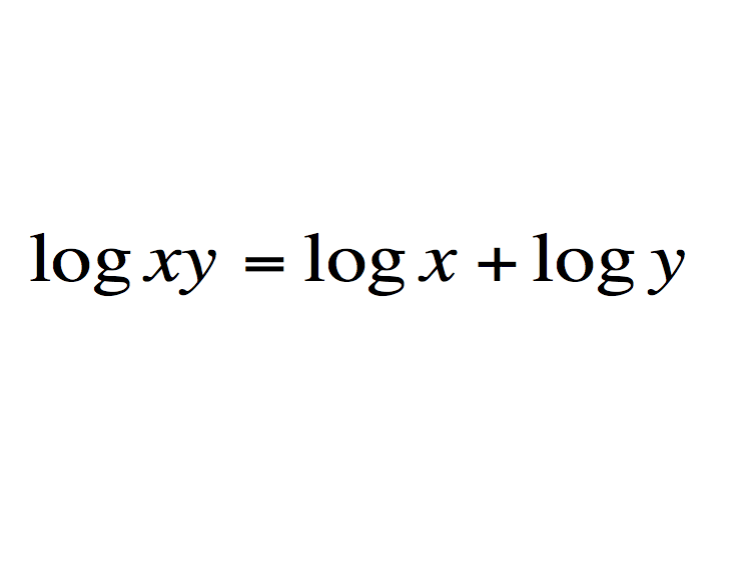 The logarithm and its identities