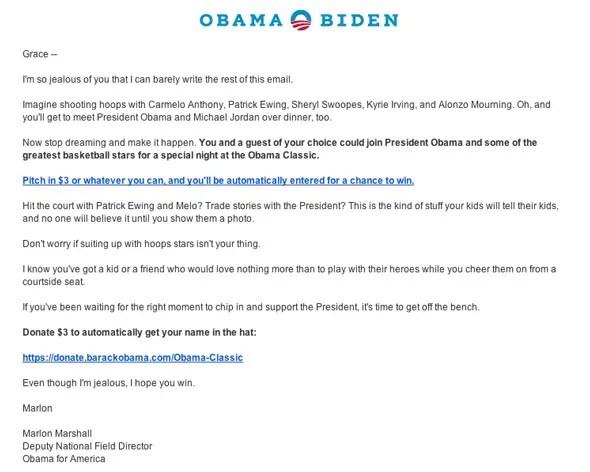 the obama campaign s