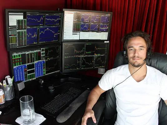20 questions meet jose an equities day trader in miami