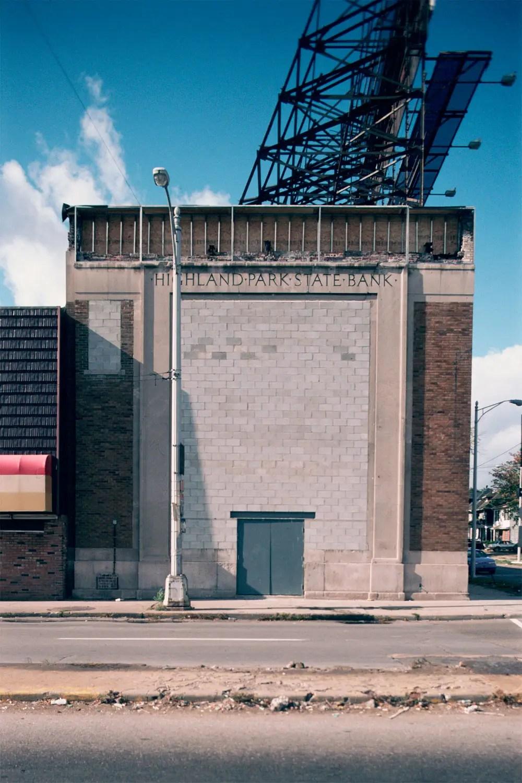 Former Highland Park State Bank, 2002