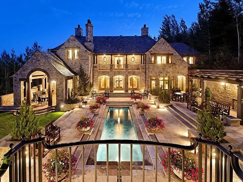 A $19.95 million estate in Aspen, Colo., known as Starwood, spans almost 14,000 square feet.