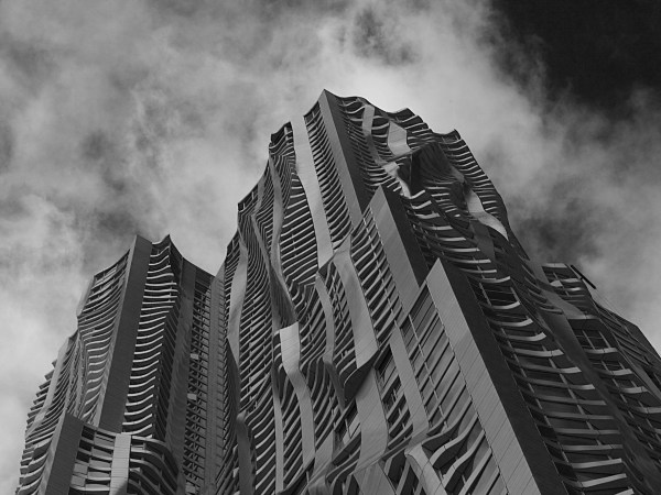 Frank Gehry' Undulating Nyc Highrise Named
