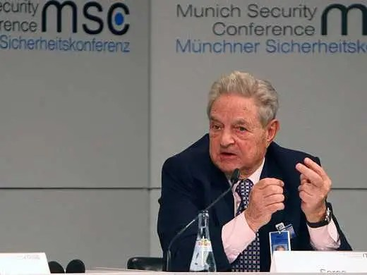 George Soros survived the Nazi occupation of Hungary to become one of the world's most successful investors