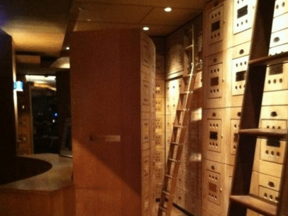 Tour The Exclusive Cigar Club Where Wall Streeters And