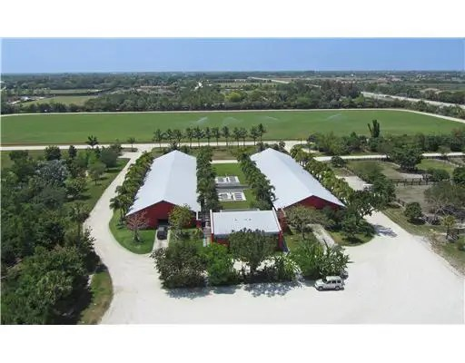 This 50-acre, Wellington, Florida horse farm is owned by Tommy Lee Jones and is listed for $26.7 million.