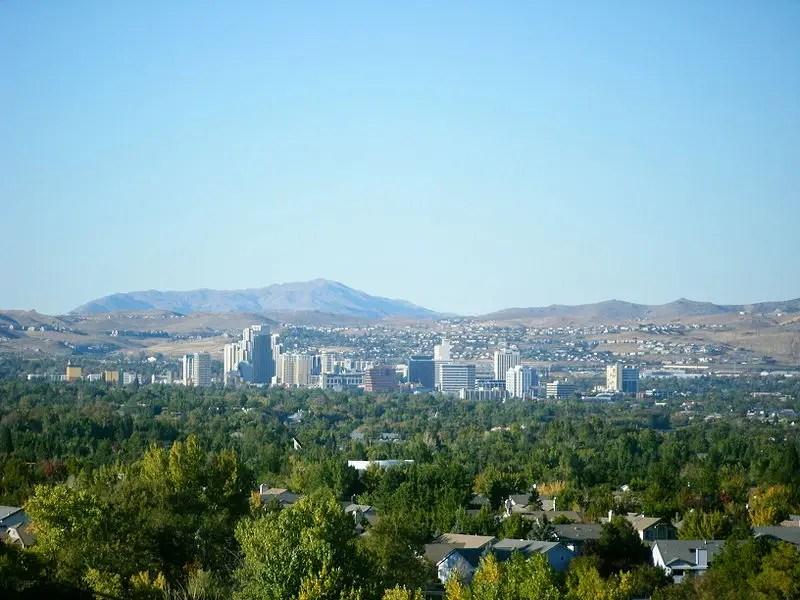 6. Reno-Sparks, Nevada