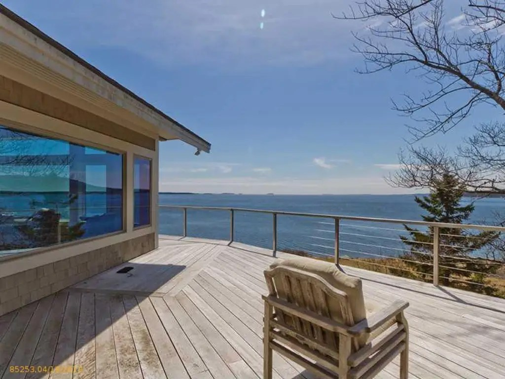Northport, Maine: $995,000 with get you a five-bedroom, 2,484-square-foot waterfront home with panoramic ocean views from every room.