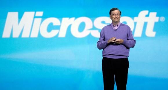 image - Bill Gates : Man behind Microsoft