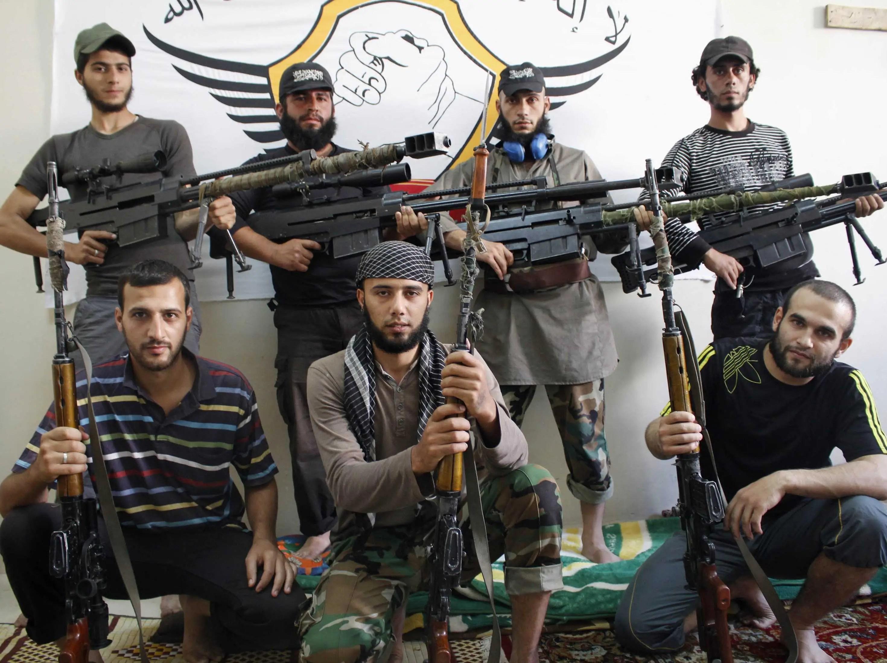 Image result for syrian rebels